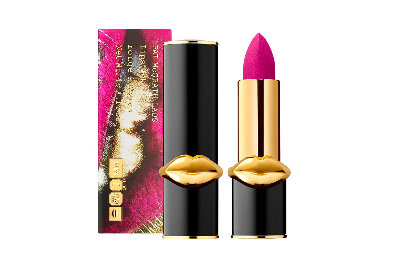 UOMA Beauty Lipsticks Black-Owned Beauty Brand Makeup Cosmetics Magic Metallic Lipstick