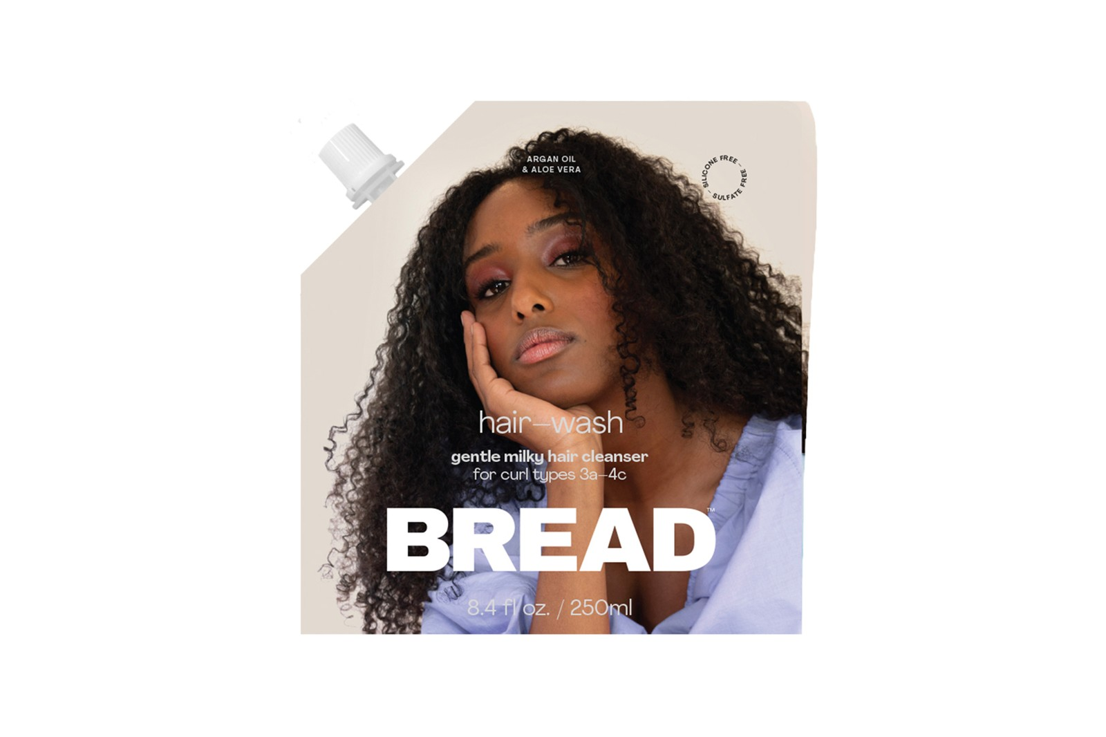 bread clean haircare brand black owned curly textured hair women of color beauty