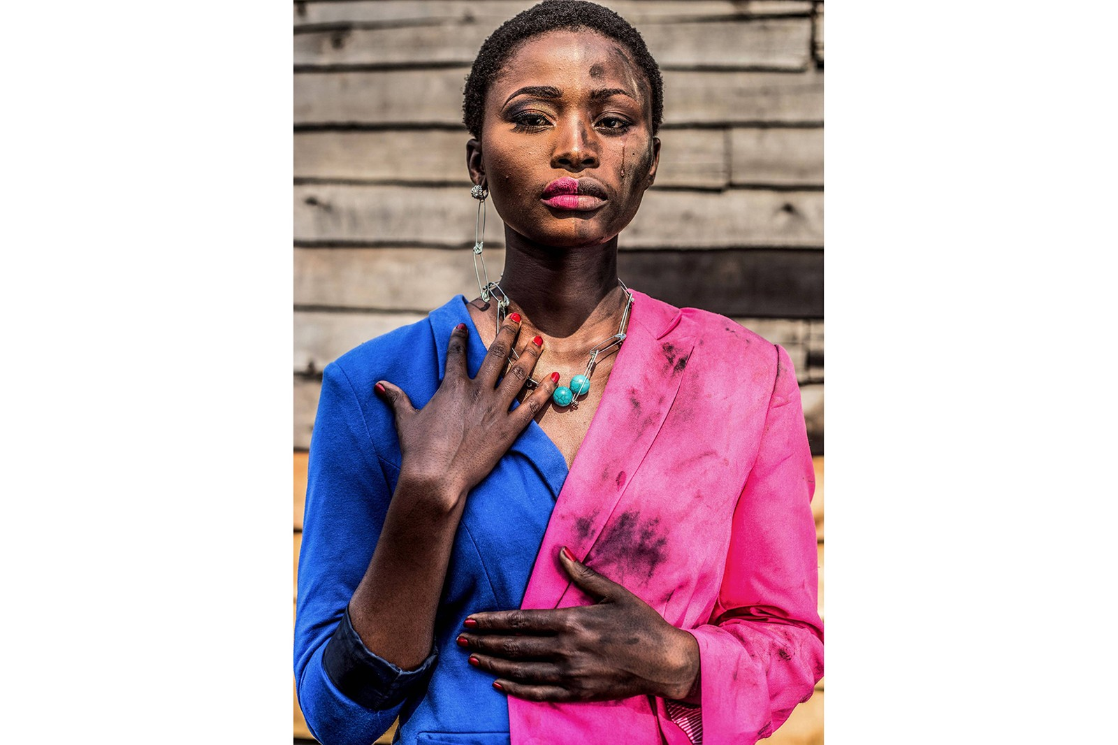 dior photography and visual arts award for young talents winner pamela tulizo johannesburg south africa