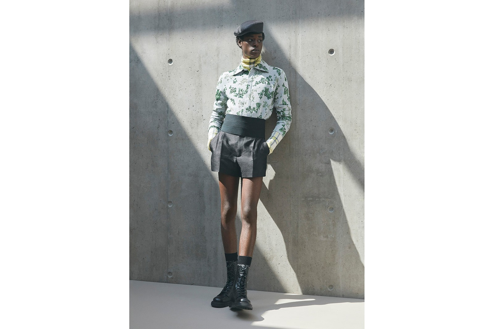Dior Spring/Sumer 2021 Men's Collection Kim Jones Amoako Boafo Collaboration Lookbook Paris Fashion Week