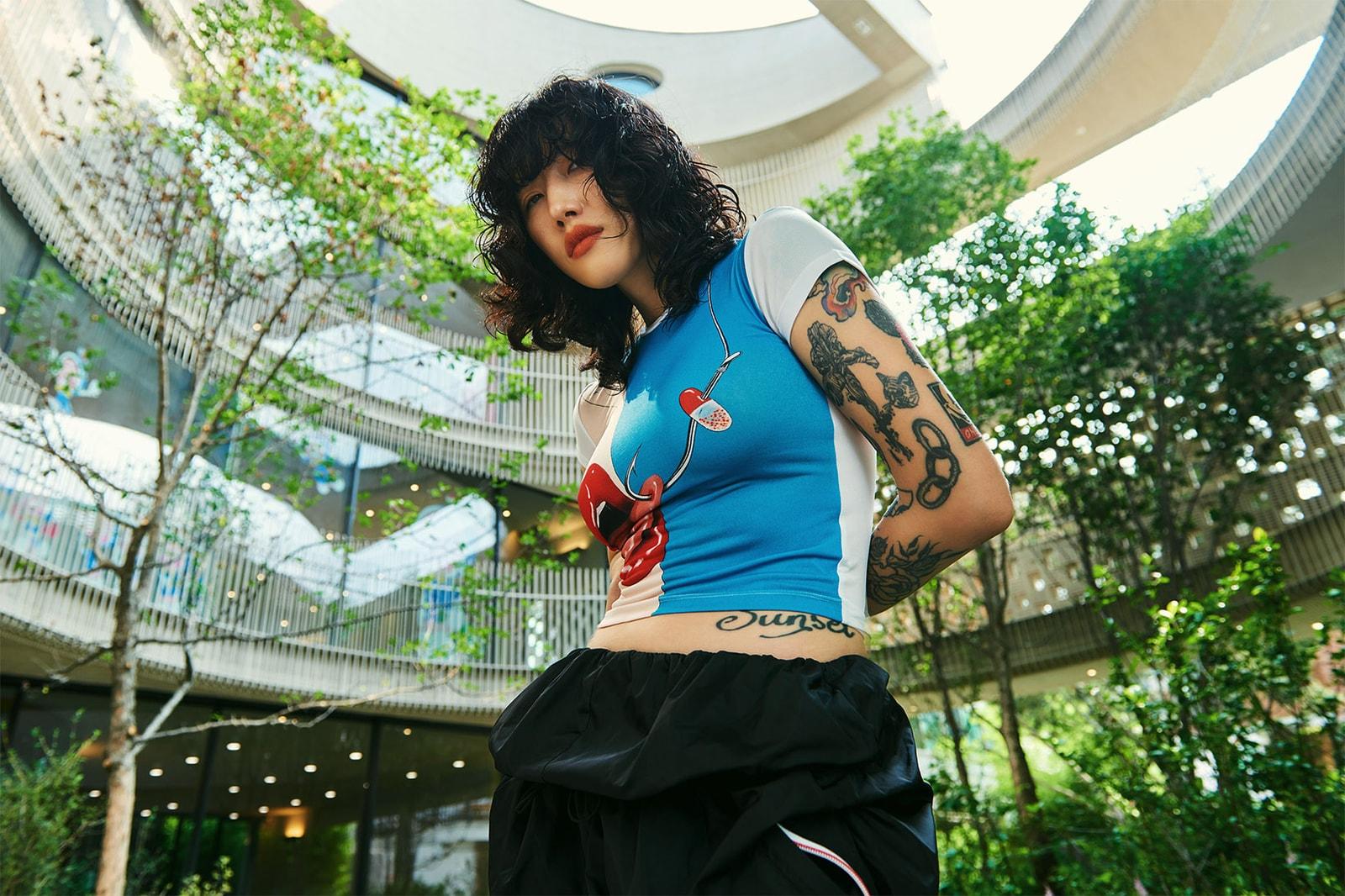 miki kim south korean tattooist illustrator interview portrait heights collaboration