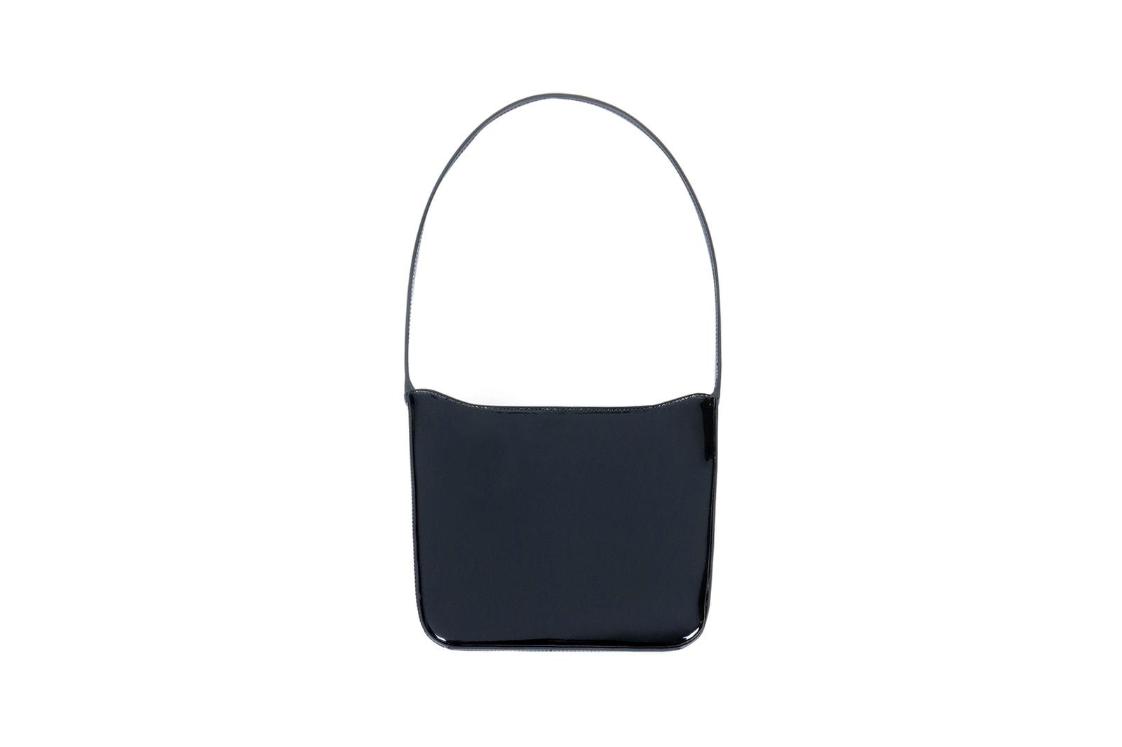 Sandy Liang Auntie Bag Handbag Black
