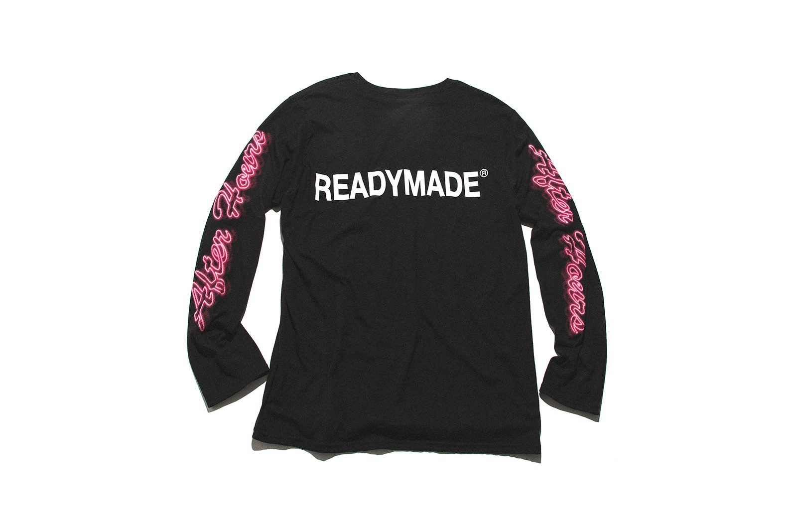 the weeknd readymade collaboration after hours tie dye tees hbx