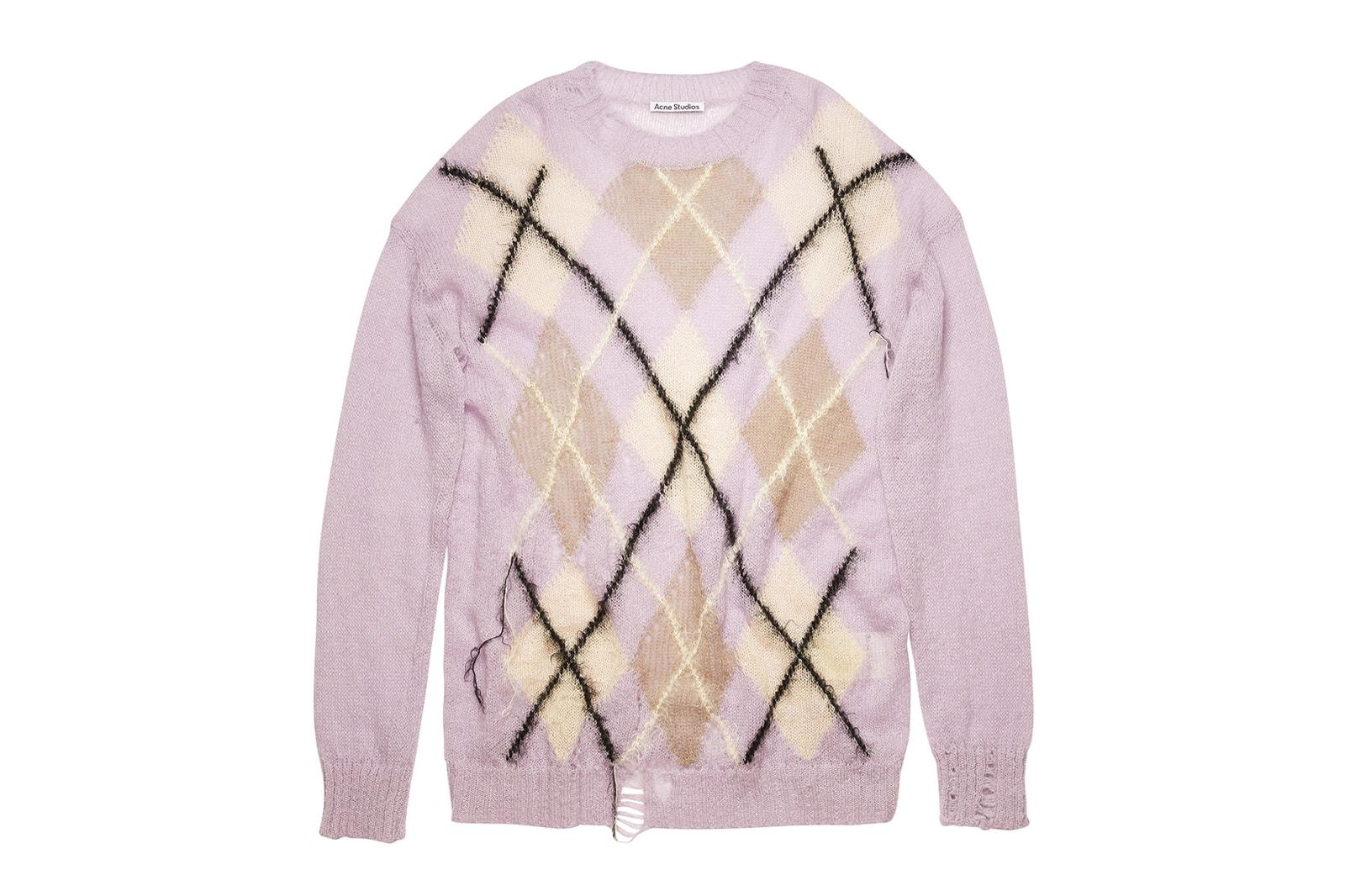 acne studios fall winter campaign dogs pets employees shirts flannels hoodies blazers coats jonny johansson