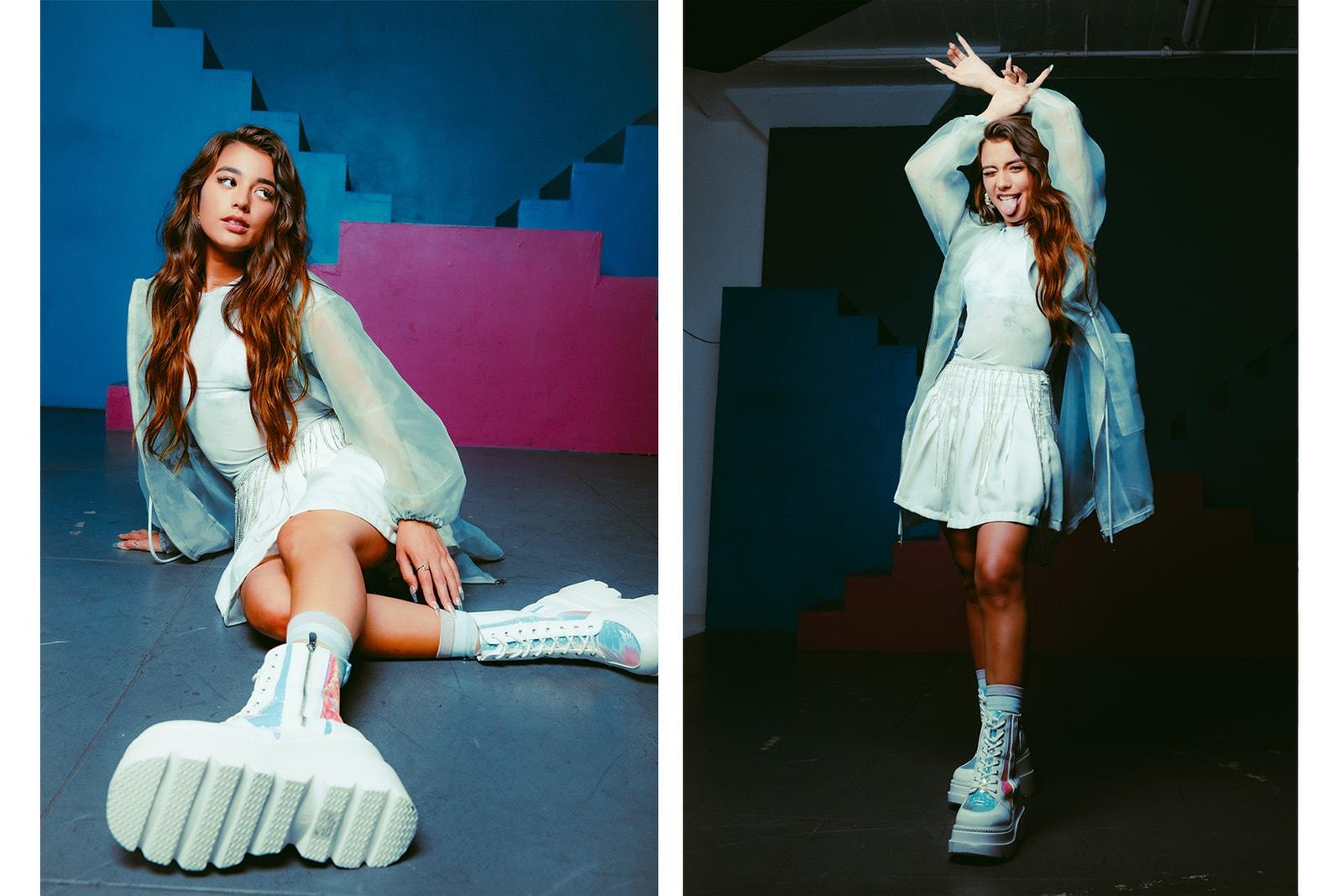 alaina castillo tonight single song track latina latinx pop emerging artist musician singer houston texas los angeles