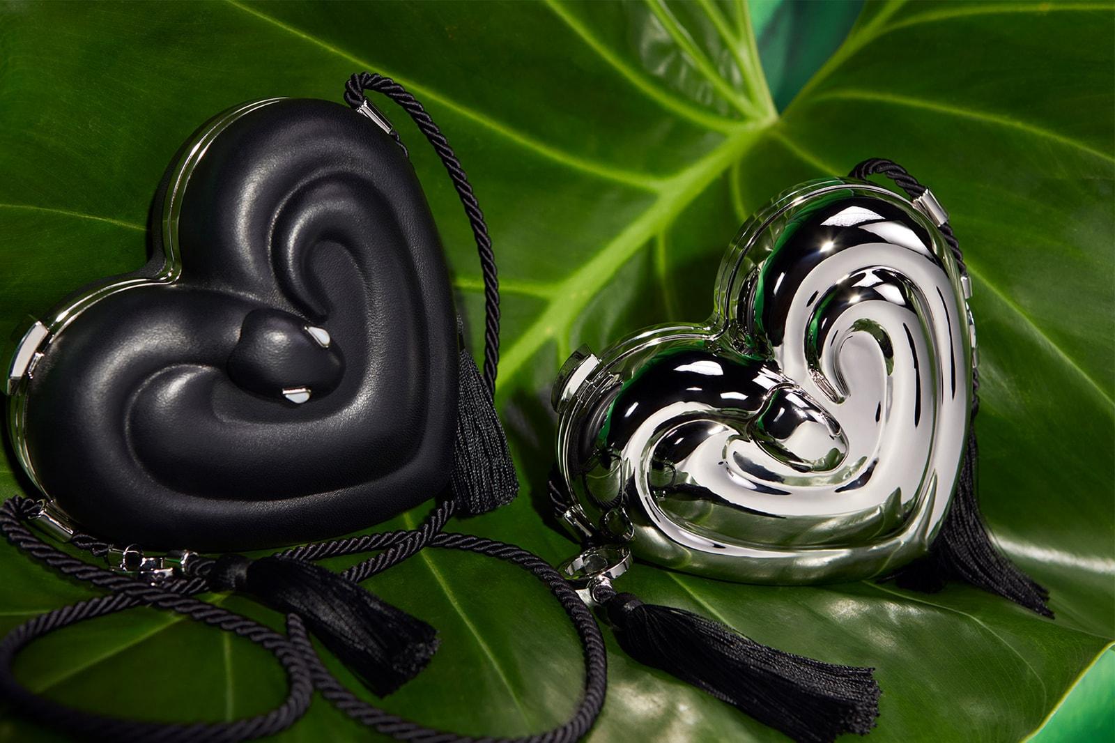 ambush bvlgari collaboration serpenti bags clutches wallets xiao wen ju bella hadid ellen rosa through the eyes of yoon
