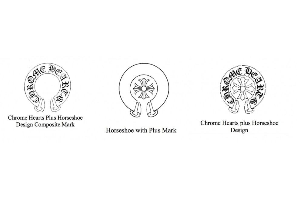 Chrome Hearts Fashion Nova Copyright Infringement Lawsuit Logo Horseshoe Cross Imagery Court