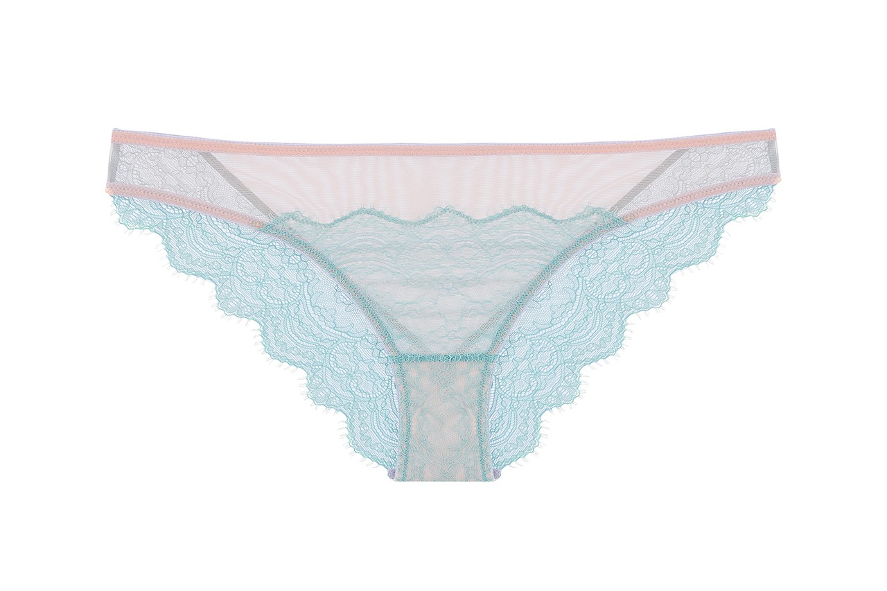 Dora Larsen Lingerie Meghan Maria Half Pad Balconette Bra Knickers Underwear