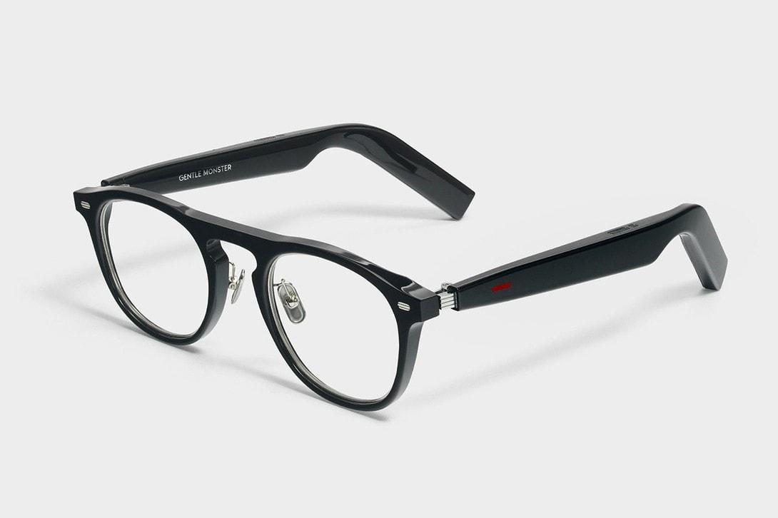 gentle monster huawei touch control speaker earphones sunglasses eyewear collaboration release