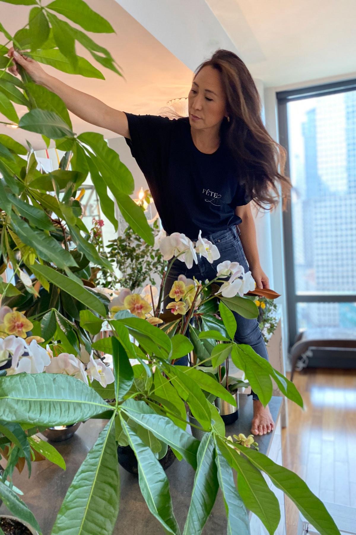 Jung Lee Wedding Event Planner Fete Portrait