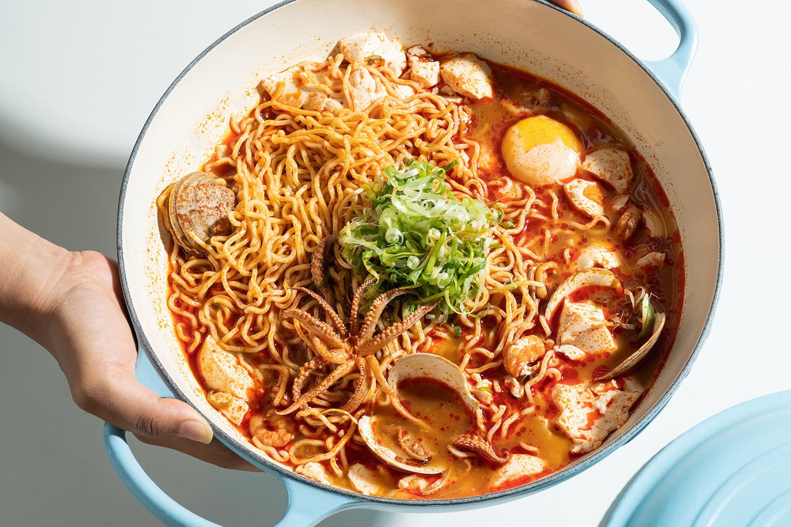 nyc best korean restaurants chelsea market mokbar ramen army budae jjigae