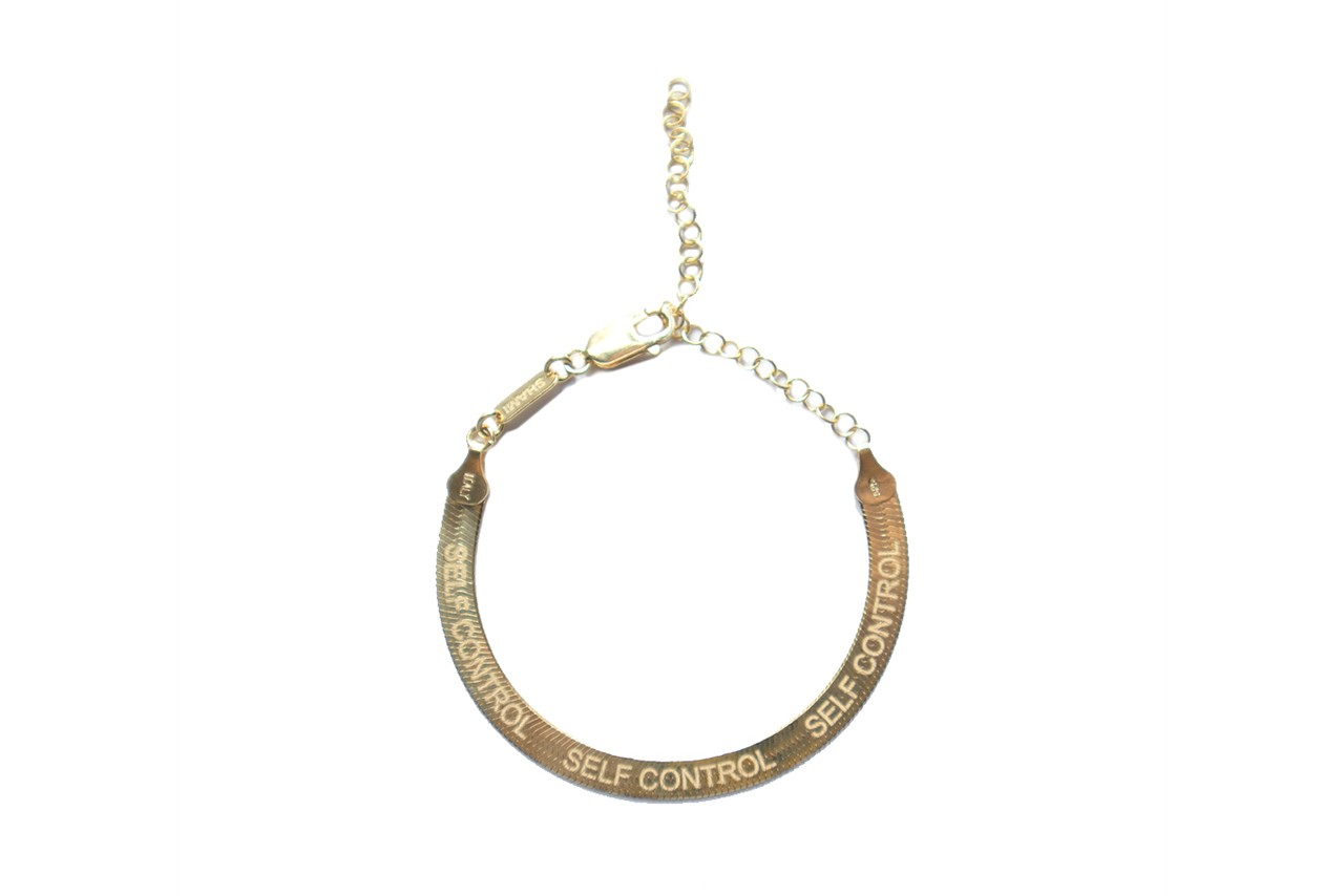 Shami Herringbone Necklaces Anklets Gold Plated Silver Jewelry
