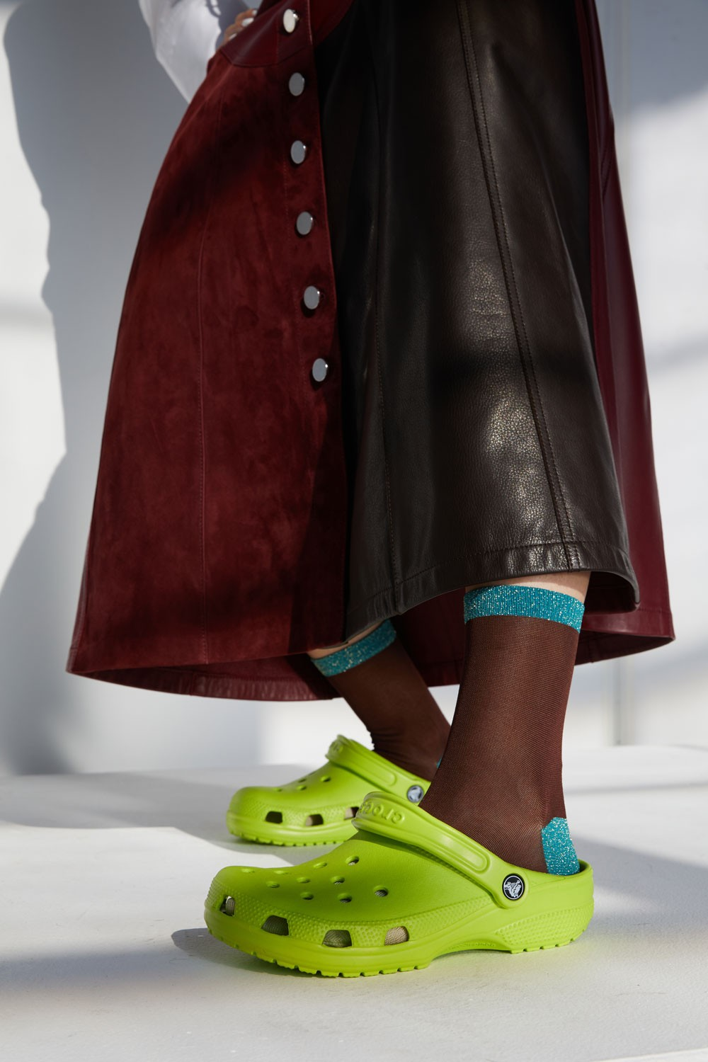 crocs the bae classic clog outfit ideas style guide