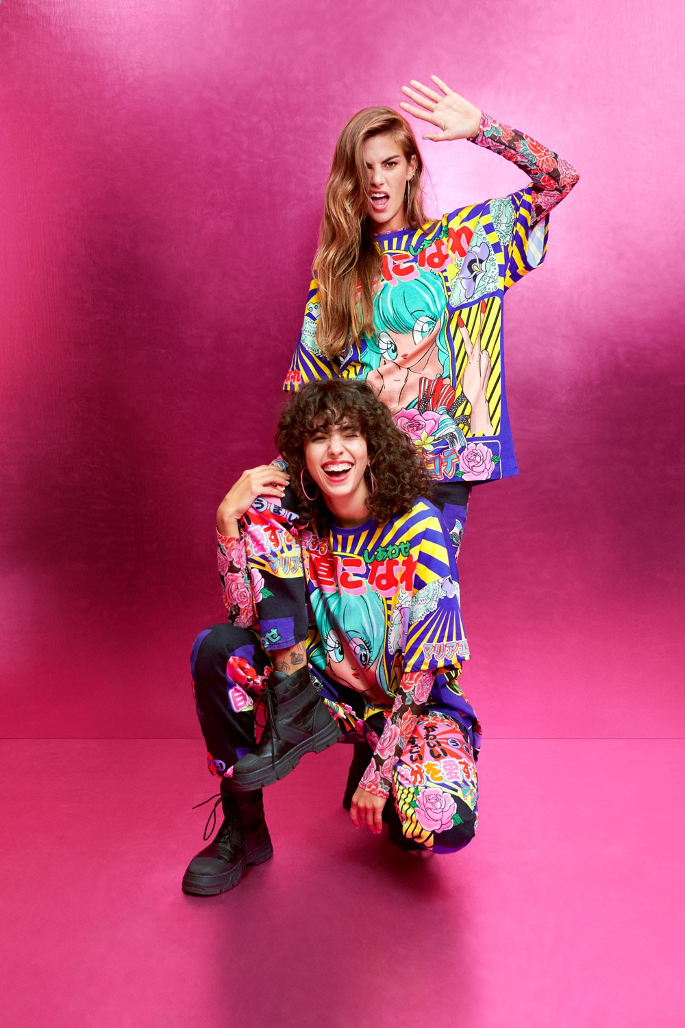 Desigual releases Fall/Winter 2020 Capsule Collection with María Escoté