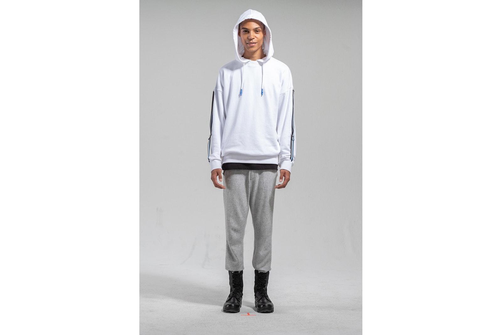 EDIT+ Fall/Winter 2020 Collection Lookbook Fleece Coat