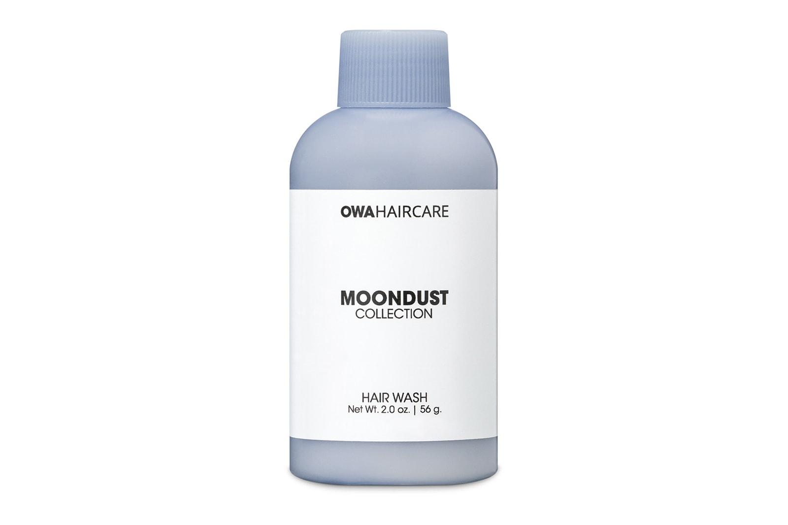 Owa S Moondust Waterless Powder Shampoo Review Hypebae