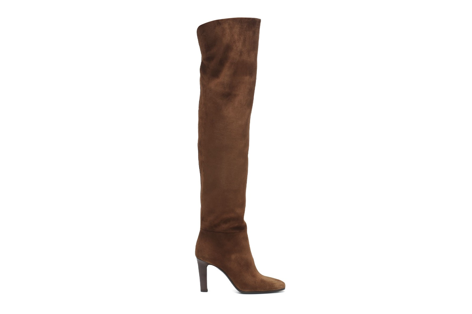 thigh high boots over the knee fall winter trends bottega veneta saint laurent maison margiela tabi
