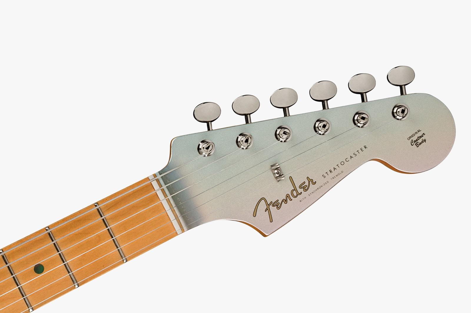 her gabriella wilson fender signature stratocaster guitar musician singer artist