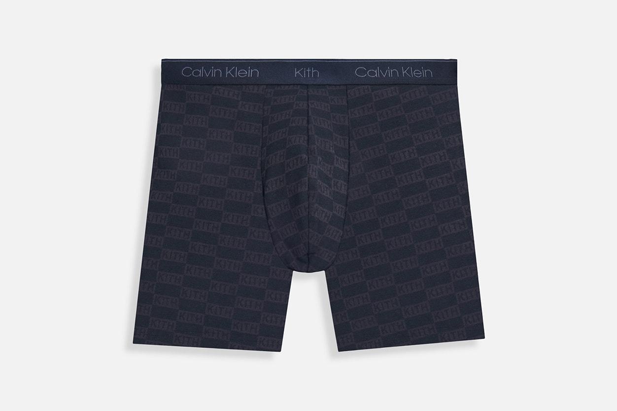 Gigi Hadid KITH x Calvin Klein Collaboration Collection Campaign