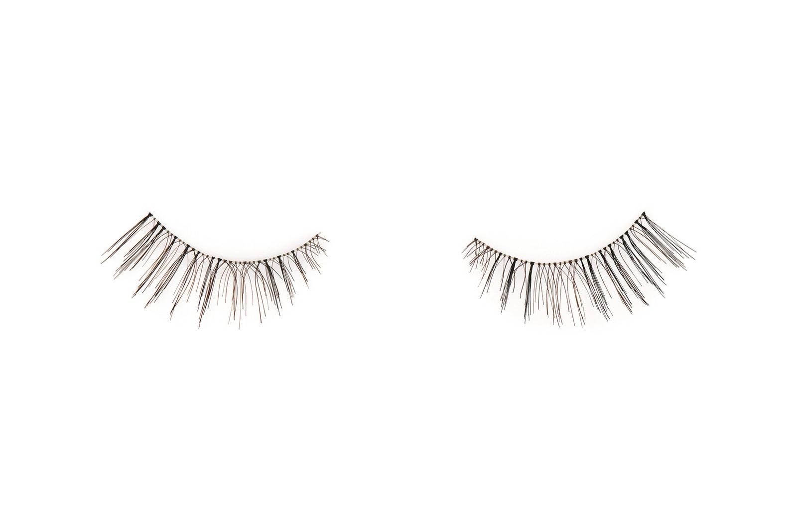 jenna lyons loveseen false fake falsies eyelashes troi ollivierre beauty brand launch