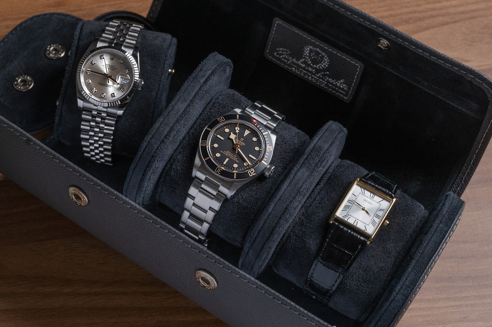 how to take care of luxury vintage watches clean maintain timepieces guide mechanical rolex datejust tudor black bay 58 seiko tank jenni elle