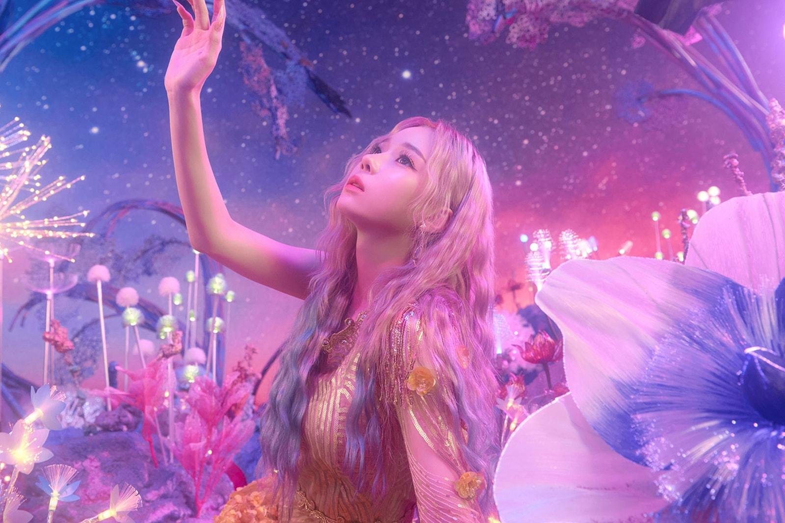 sm entertainment aespa new k-pop girl group virtual human winter