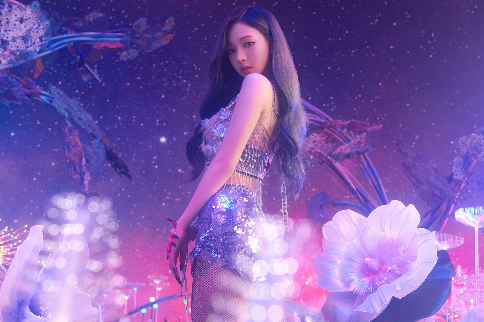 sm entertainment aespa new k-pop girl group virtual human karina
