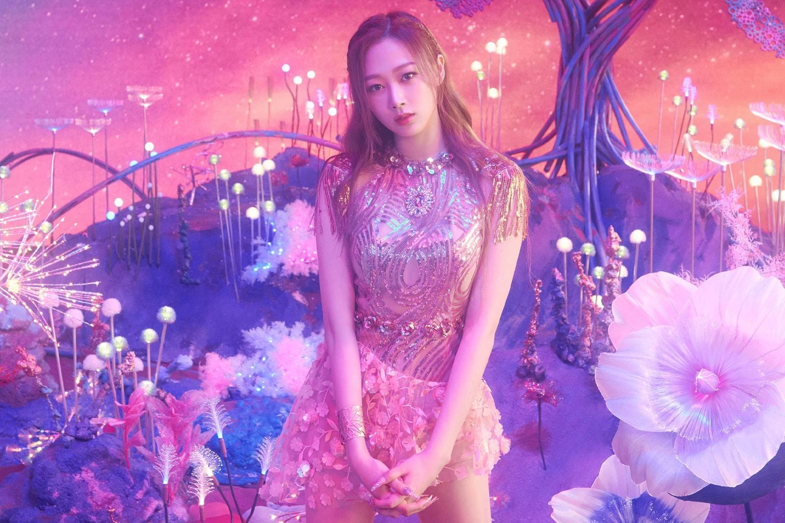 sm entertainment aespa new k-pop girl group virtual human giselle