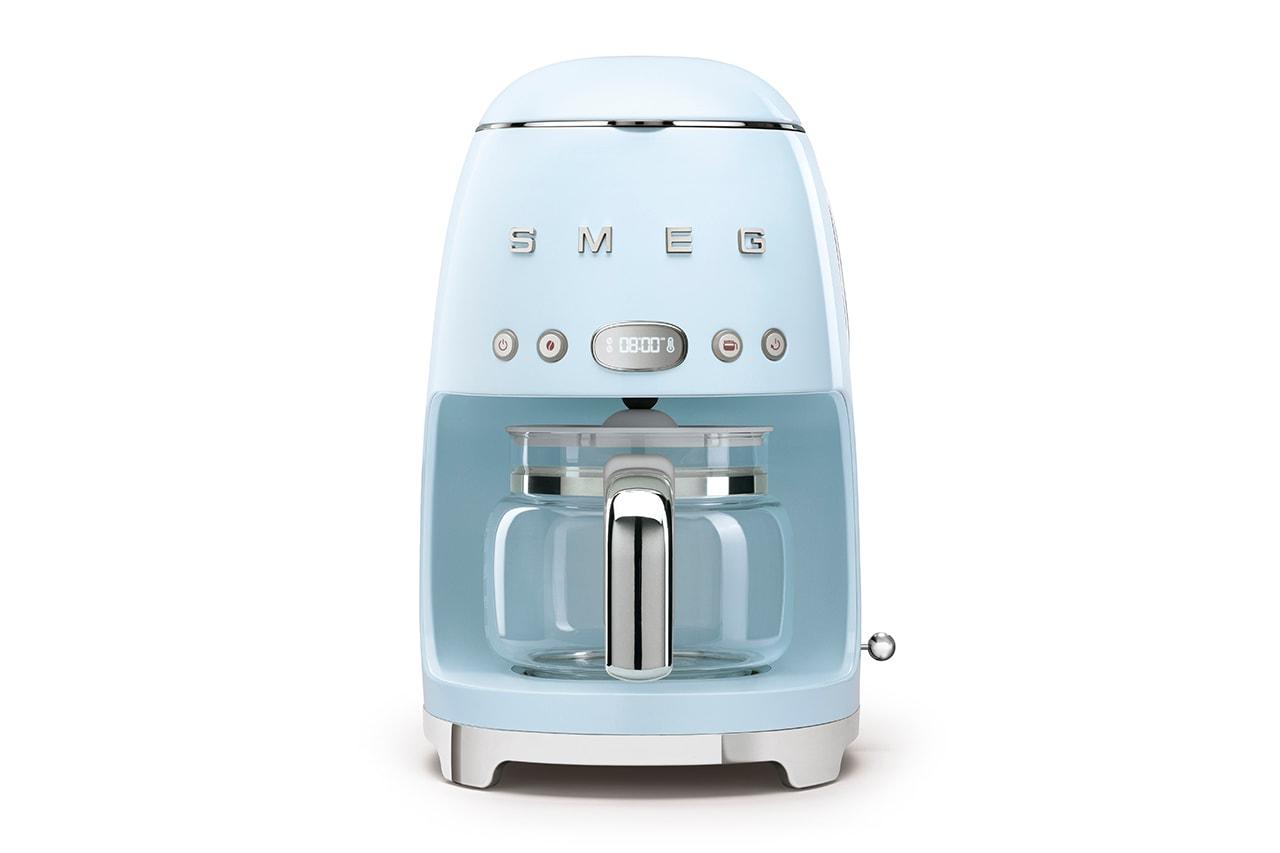 Moccamaster KBG Drip Coffee Brewer Maker Machine Pistachio Green Pastel