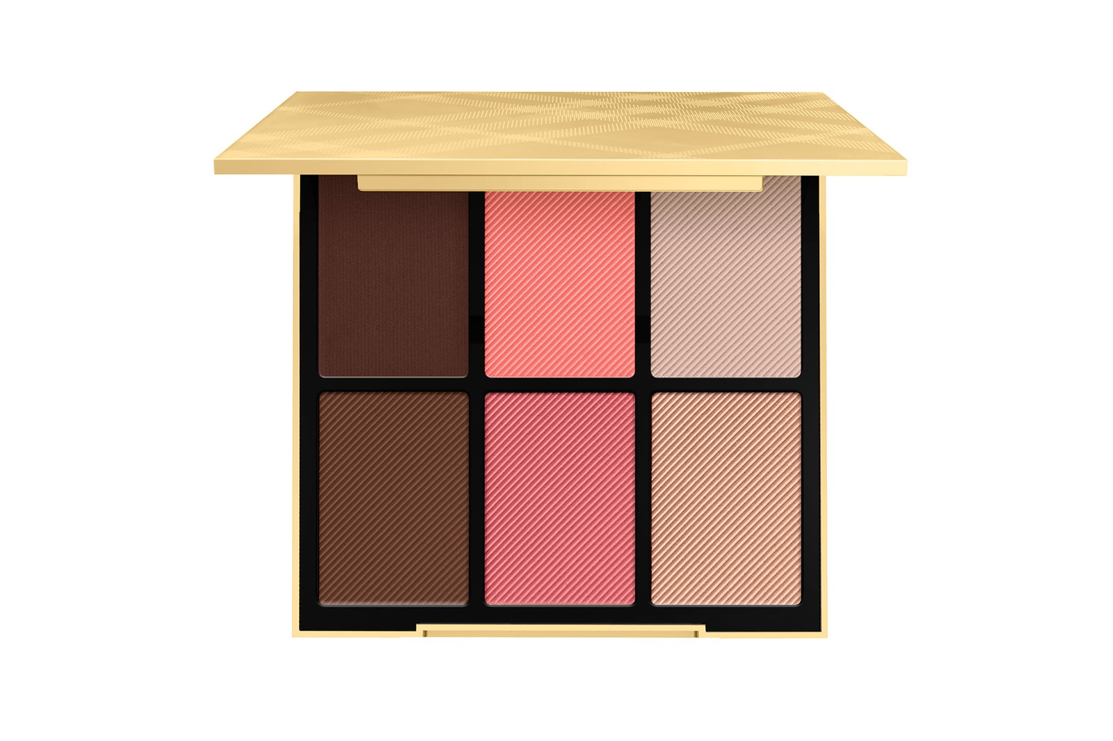 burberry beauty virtual studio makeup looks essentials glow palette