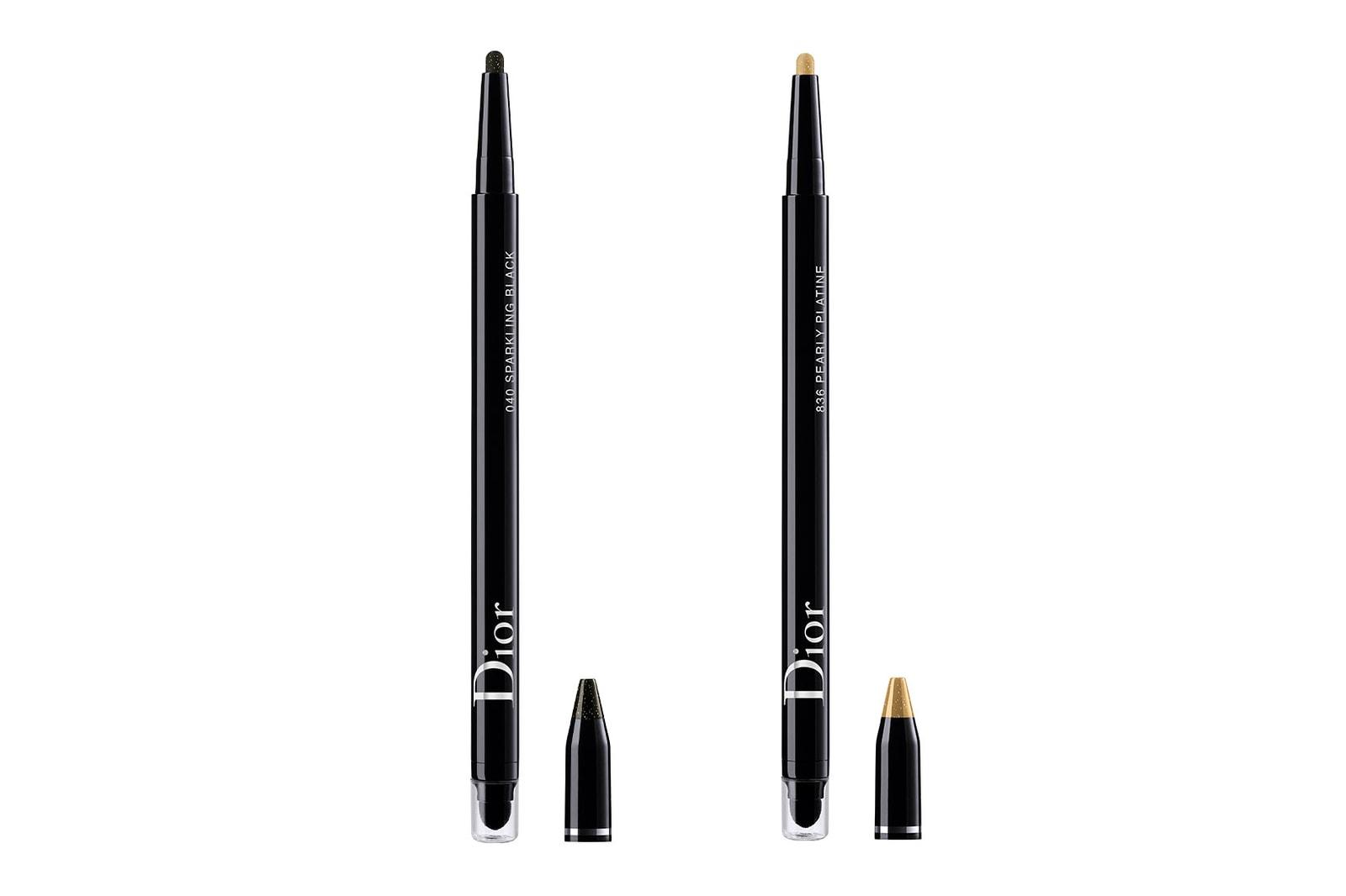 dior makeup holiday collection golden nights forever cushion powder eyeshadow palettes diorific lipsticks price