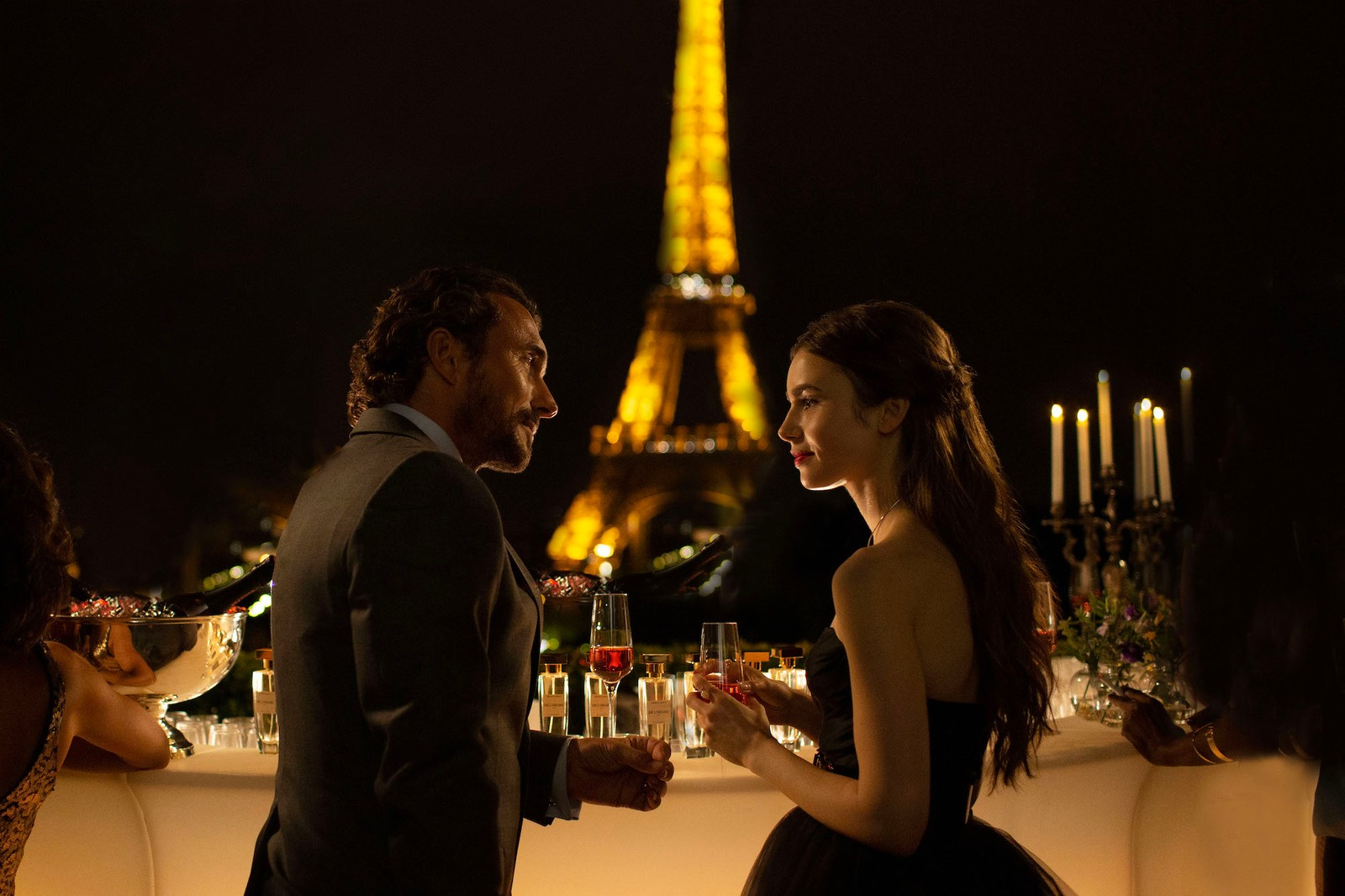 Emily in Paris Netflix Series Lily Collins Fashion Creative Media Business Social Media Unrealistic Op-Ed