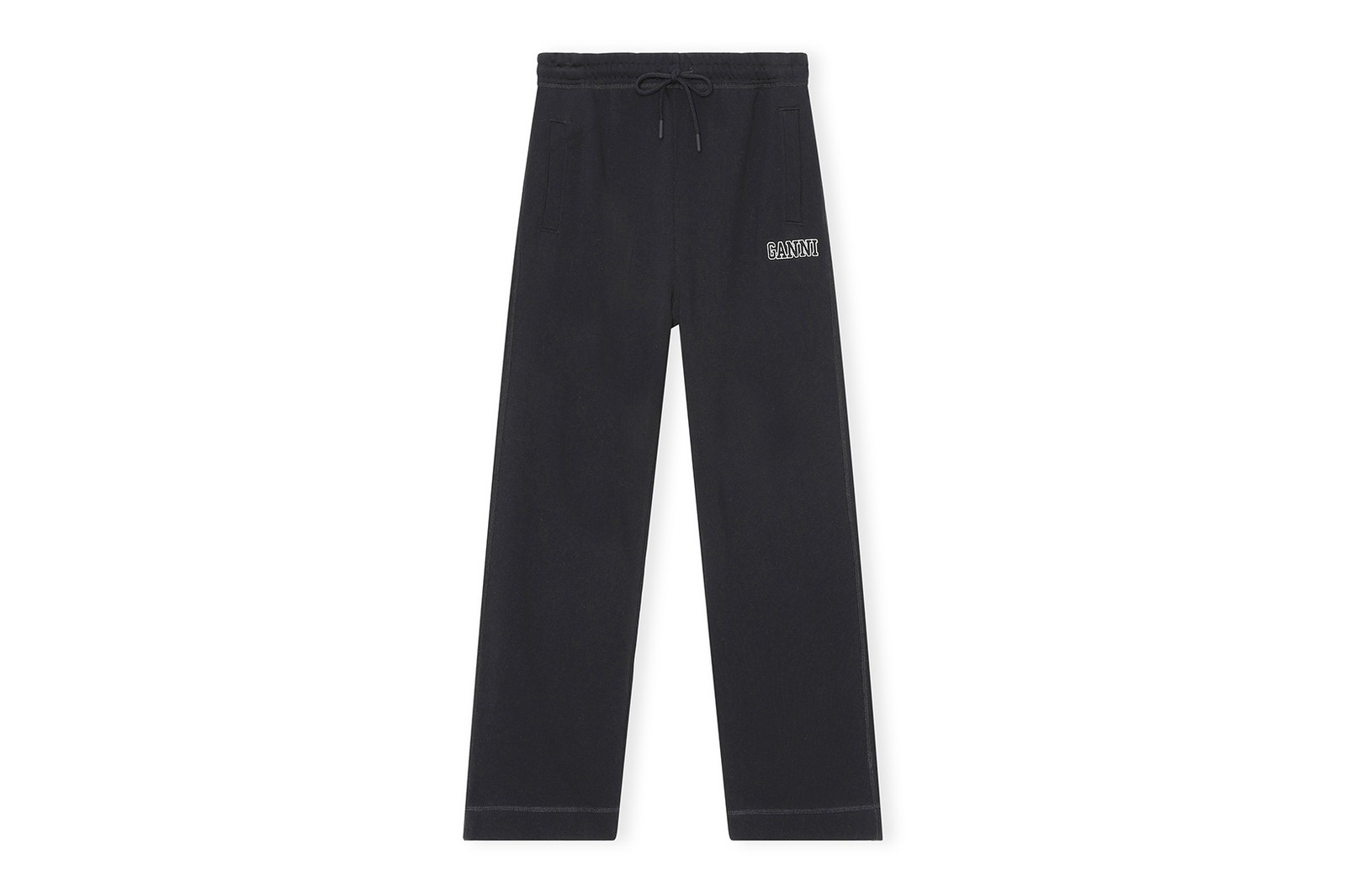 ganni software low impact sustainable recycled sweatshirts hoodies sweatpants t-shrits release info