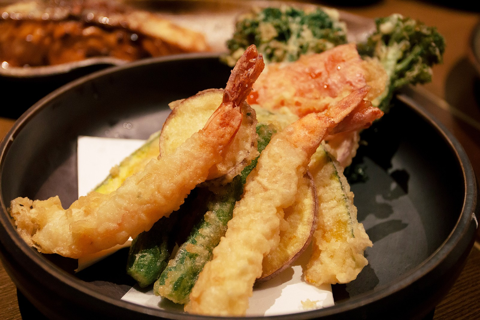 honjo hong kong japanese restaurant brunch central menu review pirata group sushi streak tempura