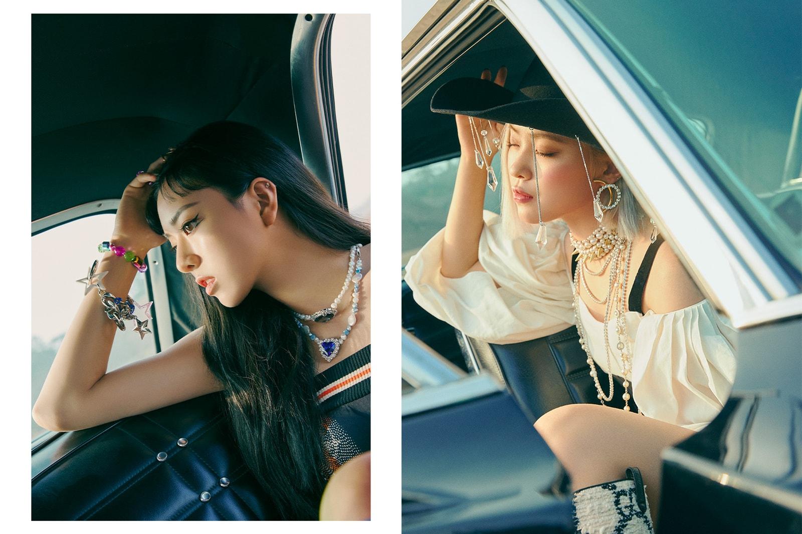 itzy not shy album ep yeji lia ryujin yuna chaeryeong interview k-pop korean jyp entertainment