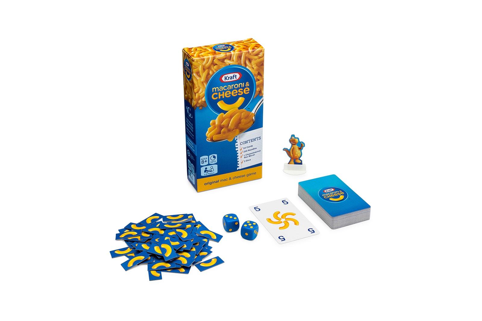 Kraft Macaroni Mac and Cheese Board Game