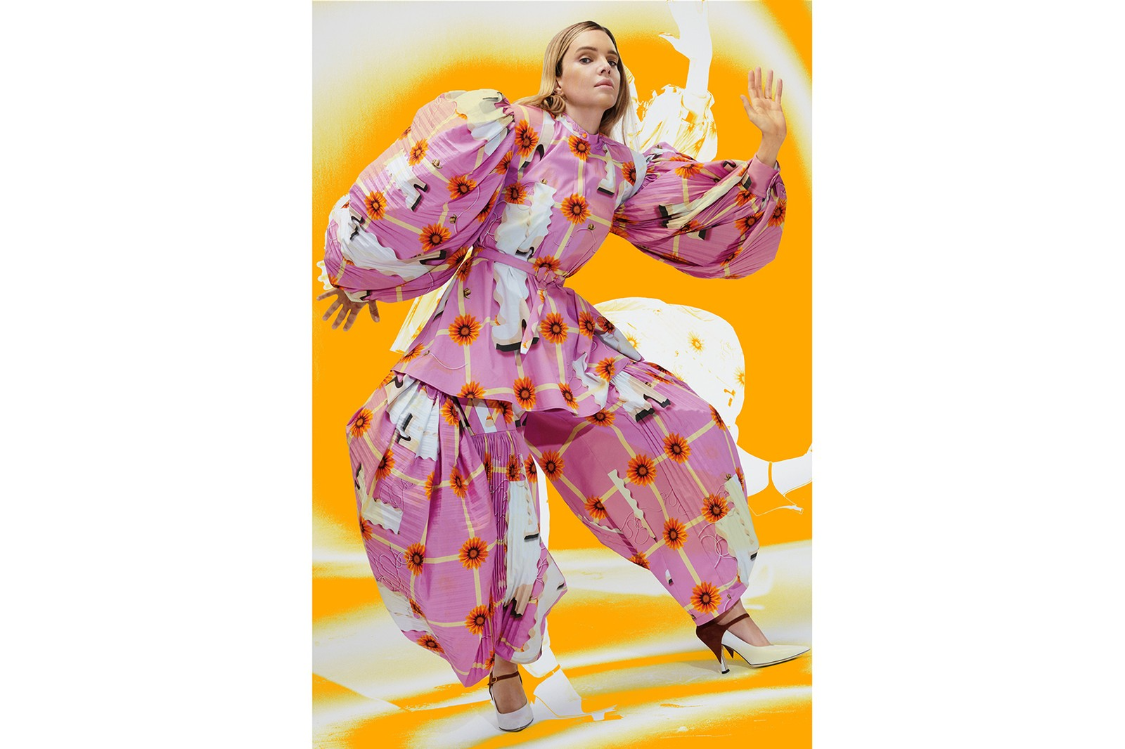 Loewe Spring/Summer 2021 Collection Posters Jonathan Anderson Anthea Hamilton
