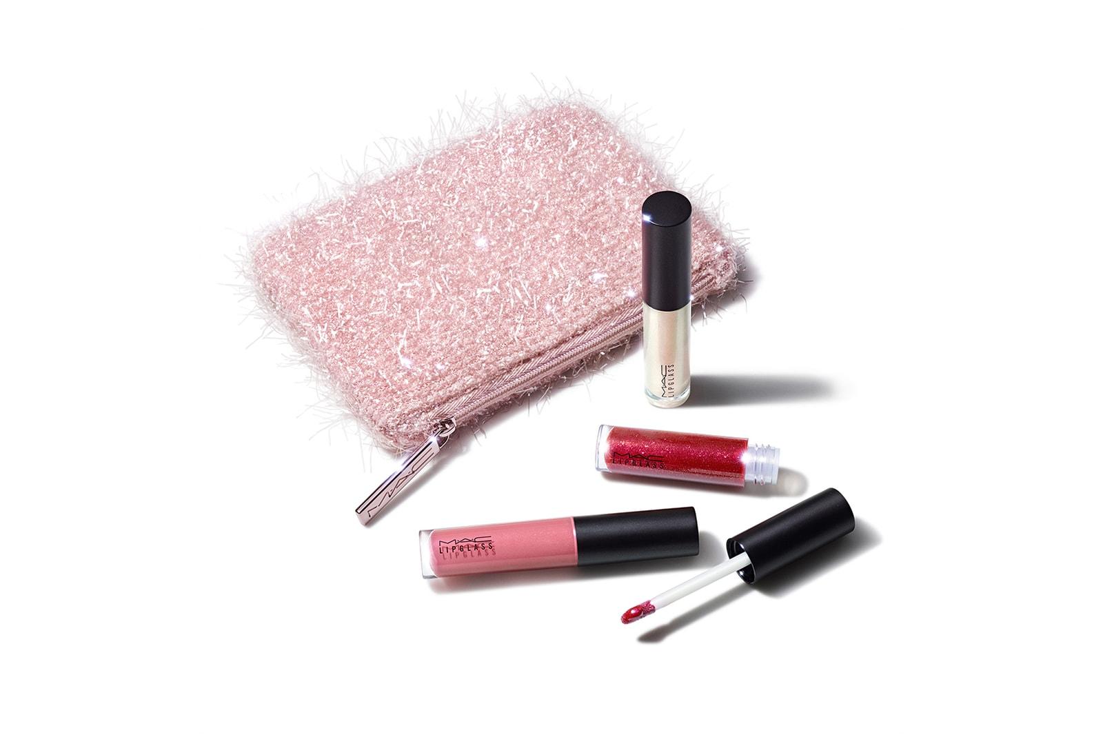 mac frosted firework holiday collection bretman rock loren gray karen sarahi gonzalez campaign makeup lipsticks