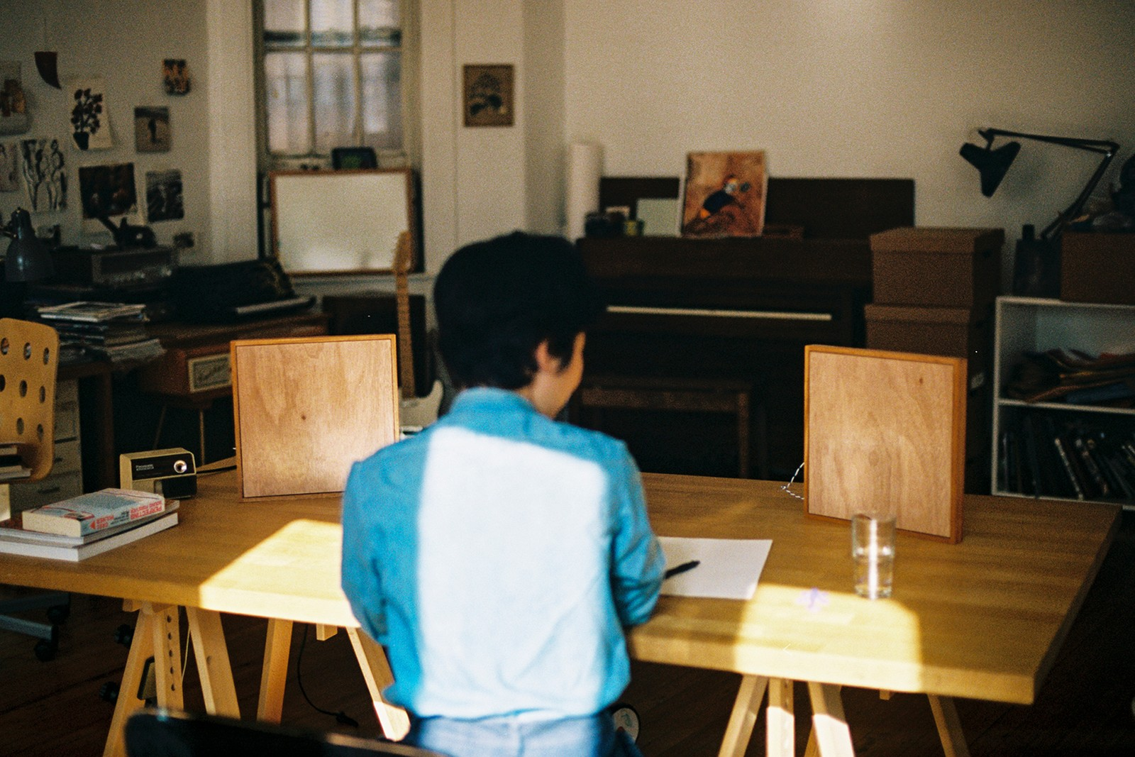 Oda Speakers Wood