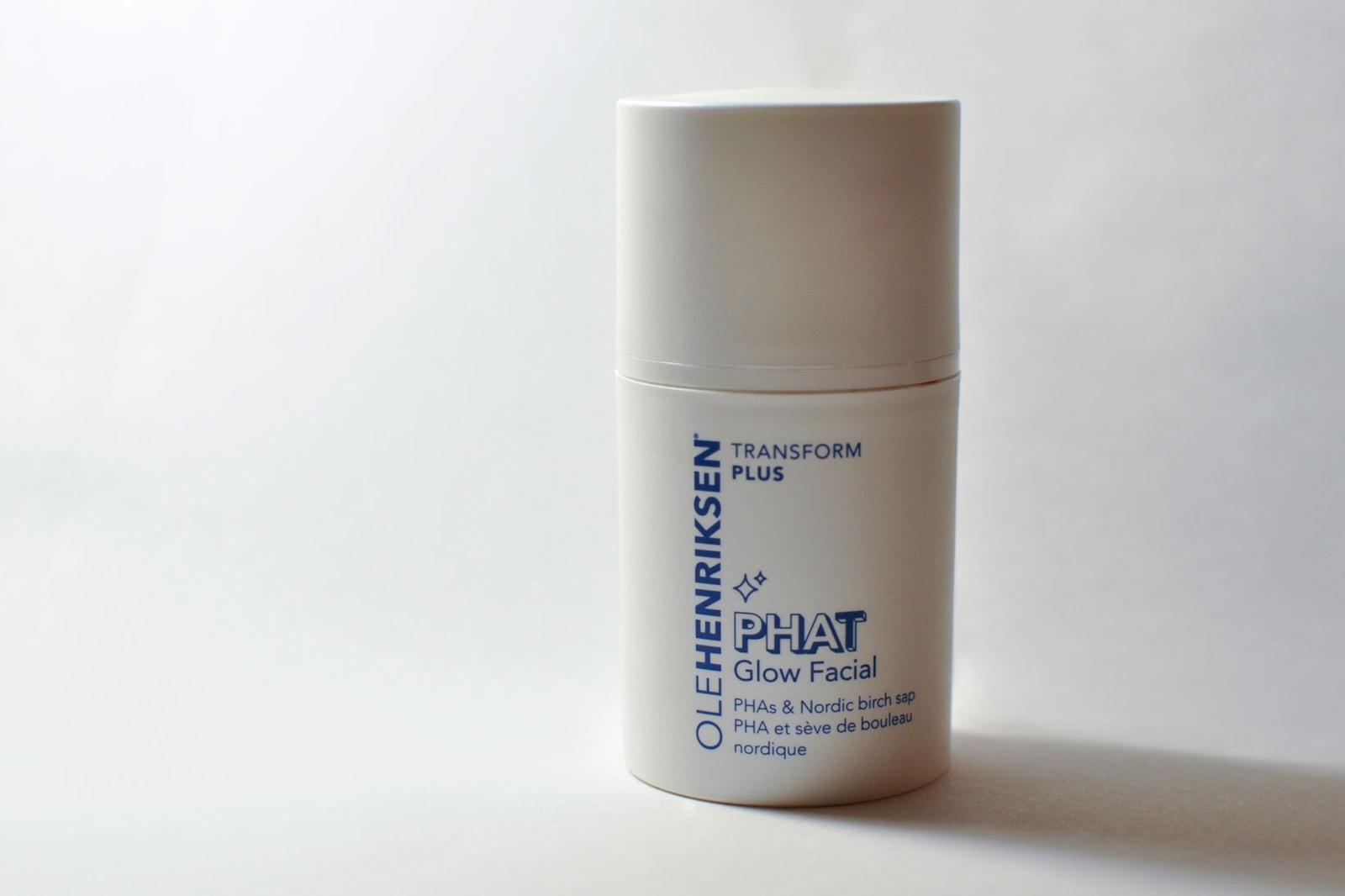 Ole Henriksen PHAT Glow Facial Mask Skincare