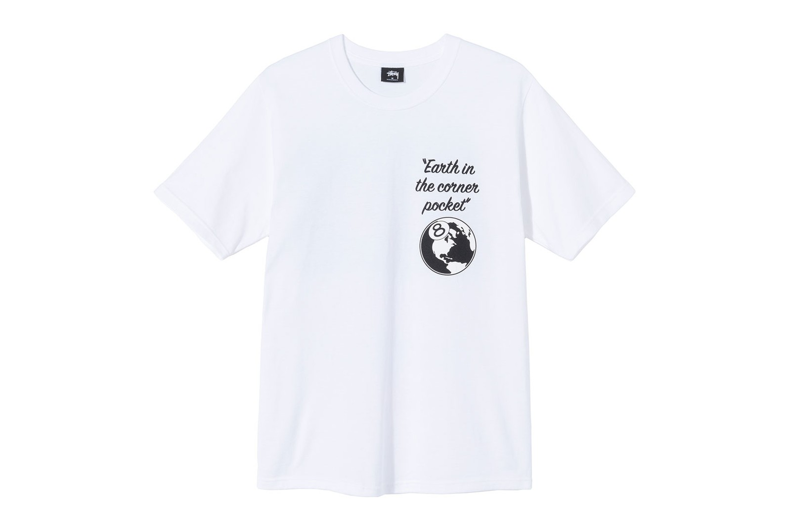 stussy 40th anniversary ist varsity jacket ring t-shirt limited edition release racism equal justice initiative