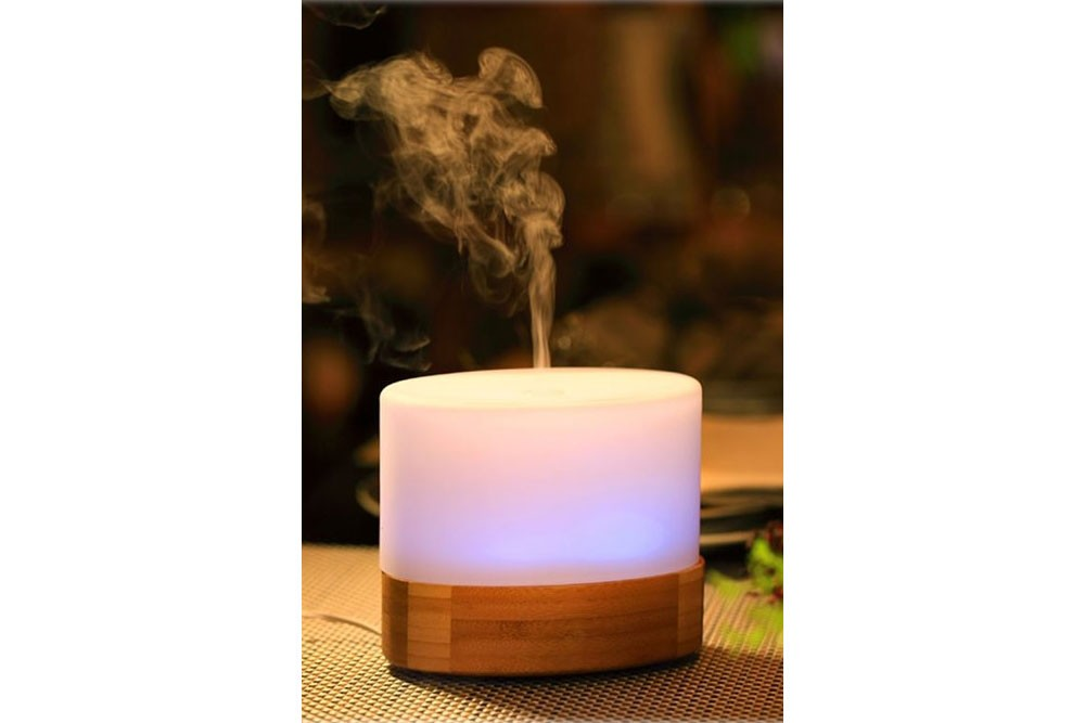 Ki Ultrasonic Diffuser Humidifier White Marble