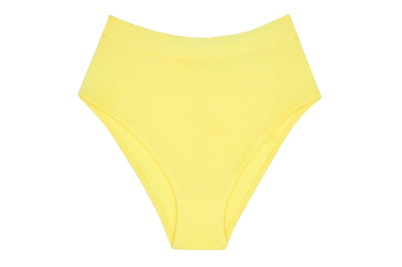 big panties knickers underwear granny pants trend high waisted briefs la perla SKIMS savage x fenty