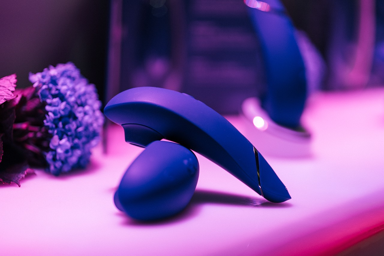 Sex Toys Vibrators Dame Products Zee Blue Sexual Health Wellness