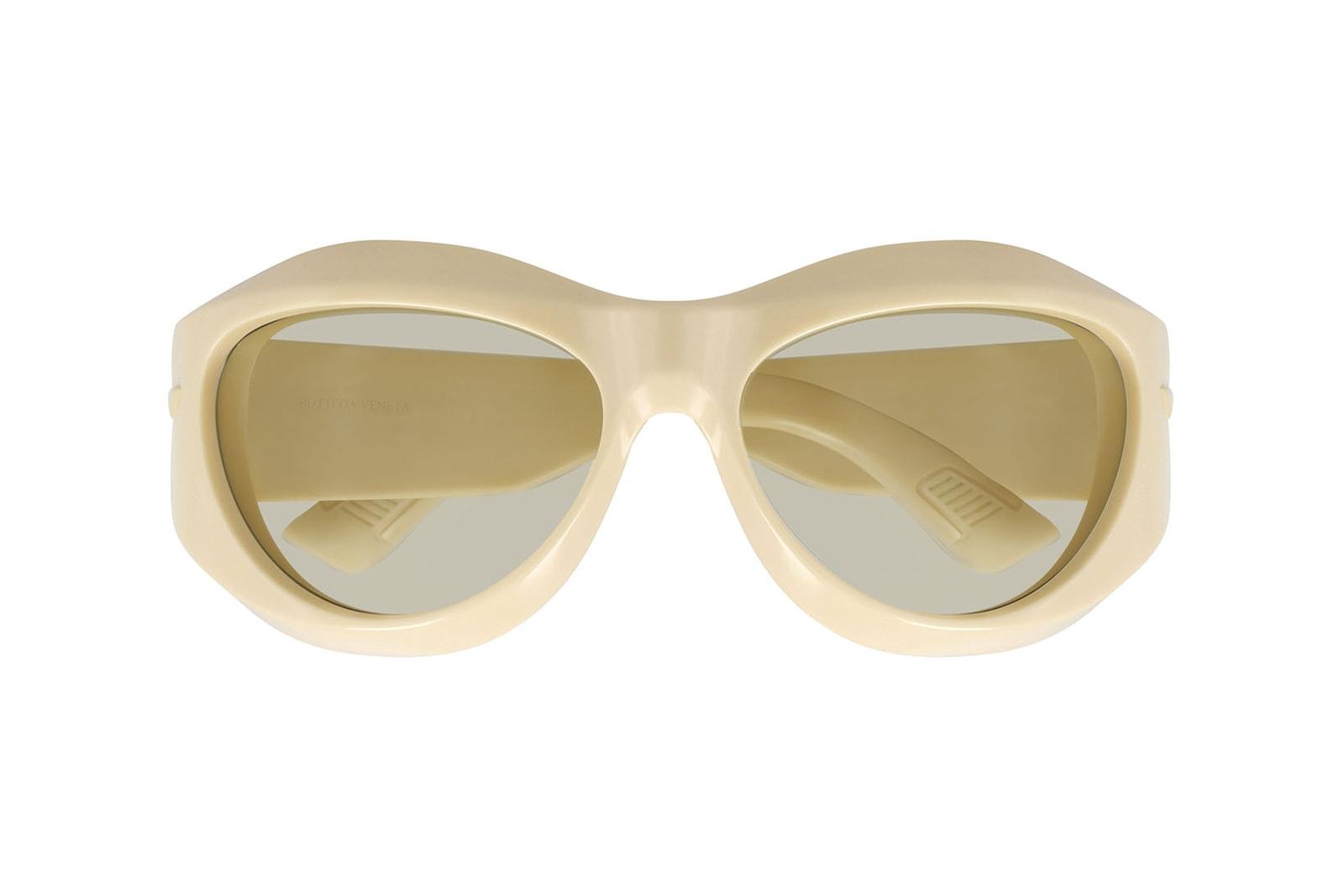 Bottega Veneta Fall/Winter 2020 Sunglasses Eyewear Collection Original Black