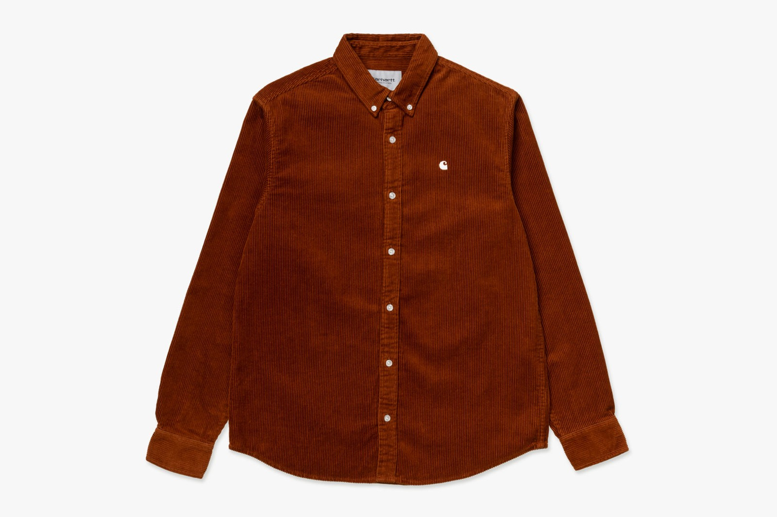 carhartt wip tactile classics corduroy collection fall winter jackets shirts overalls