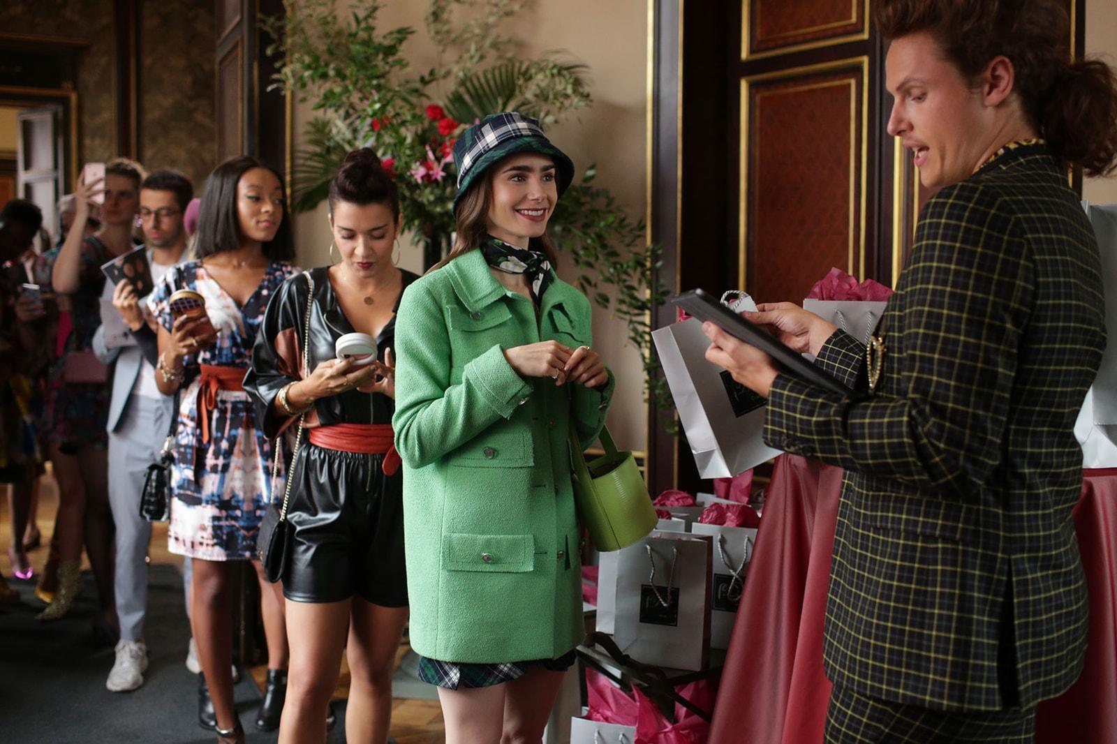 emily in paris season 2 netflix plot predictions spoilers premiere release lily collins lucas bravo camille razat