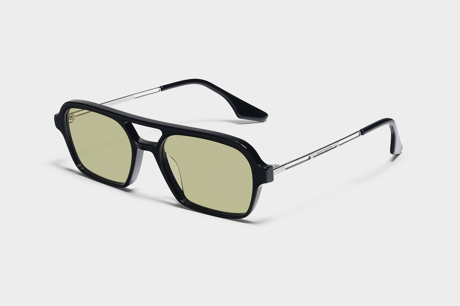 gentle monster void 2021 pre-collection sunglasses shades futuristic tinted rectangular frames release