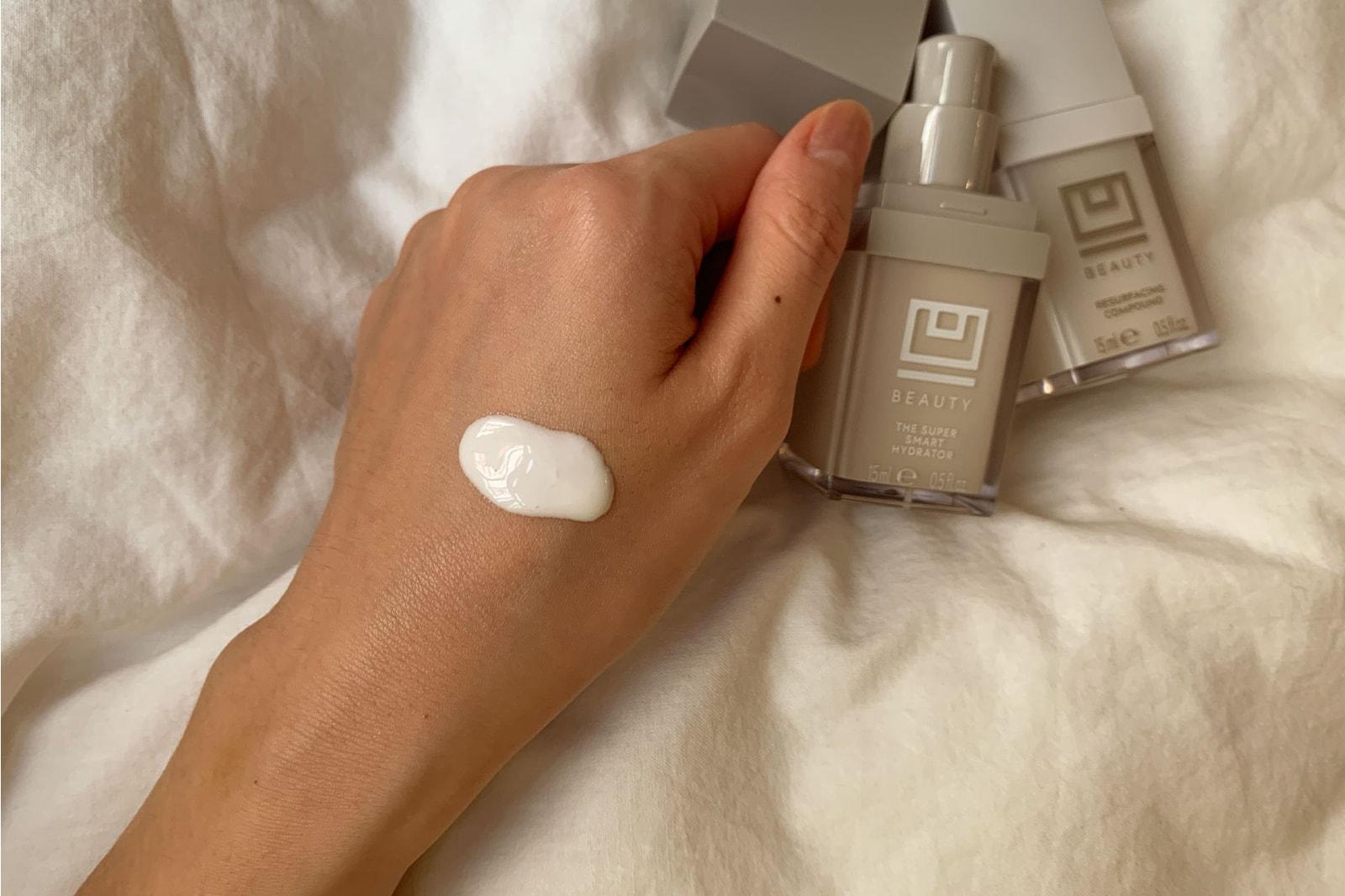 u beauty super smart hydrator skincare moisturizers creams