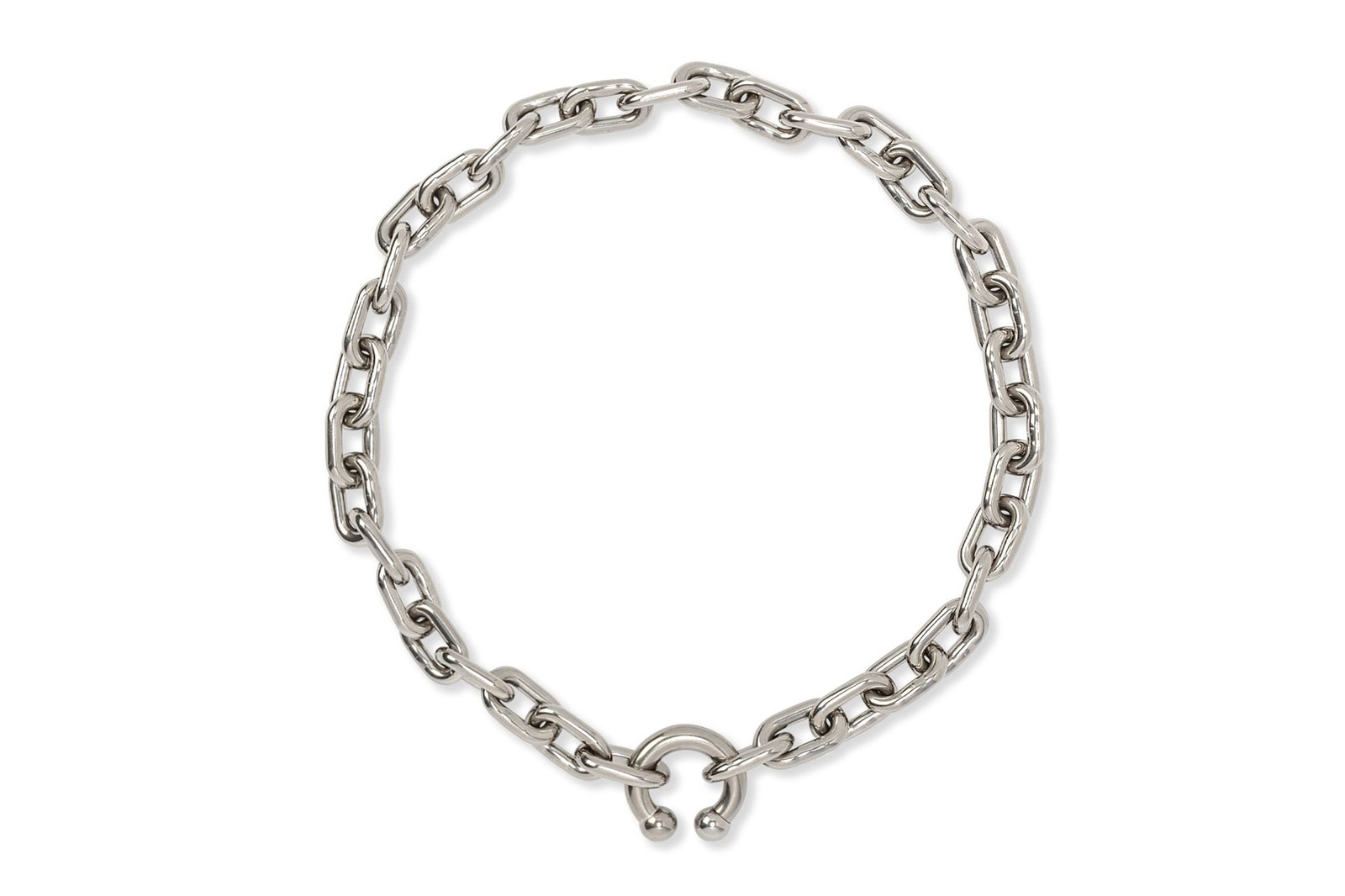 best chain necklaces chokers gold silver bold oversized chunky jewelry accessories numbering